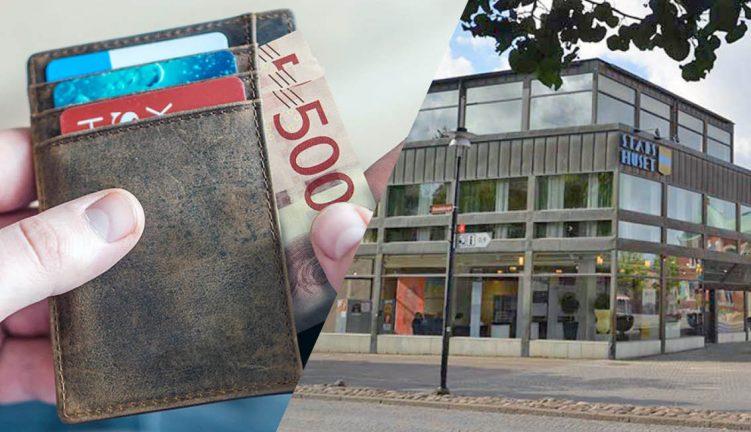 Budgetförslaget: Mer pengar i plånboken för Värnamoborna