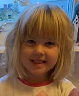 Tea Wilhemsson 6år