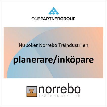 OnePartnerGroup söker en planerare/inköpare