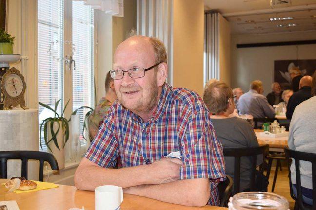 Erik minns Linus Persson